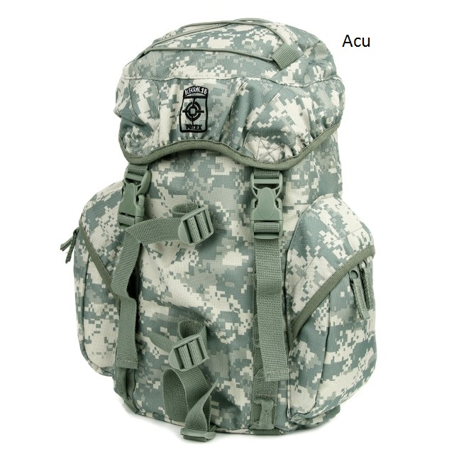 9c768ed3c13 Fostex – Rugzak Recon Camoflage 15 Liter – American Base